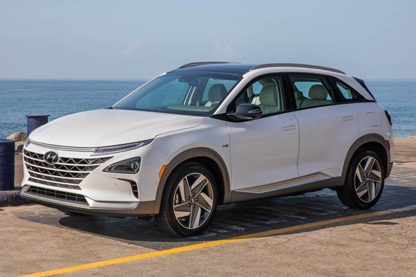 Hyundai Nexo Fuel Cell
